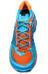 La Sportiva Bushido - Chaussures de running - orange/bleu